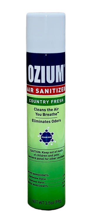 Ozium 3.5oz - Country Fresh