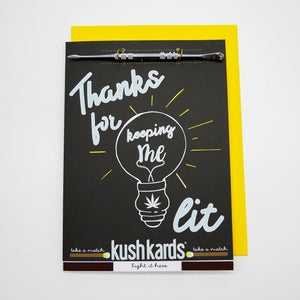 KushKards - Keeping Me Lit