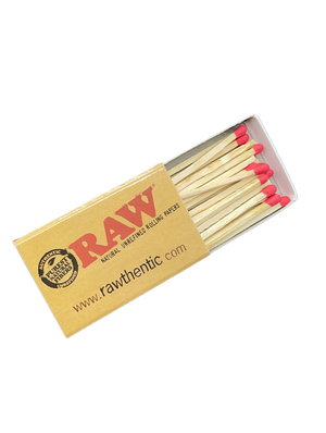 RAW - Wooden Matches