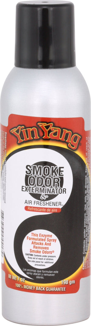 Smoke Odor Exterminator Spray 7oz - Yin Yang