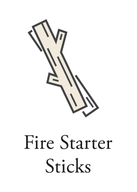 Fire Starter Sticks