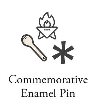 Commemorative Enamal Pin
