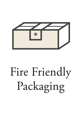 Fire Friendly Packaging