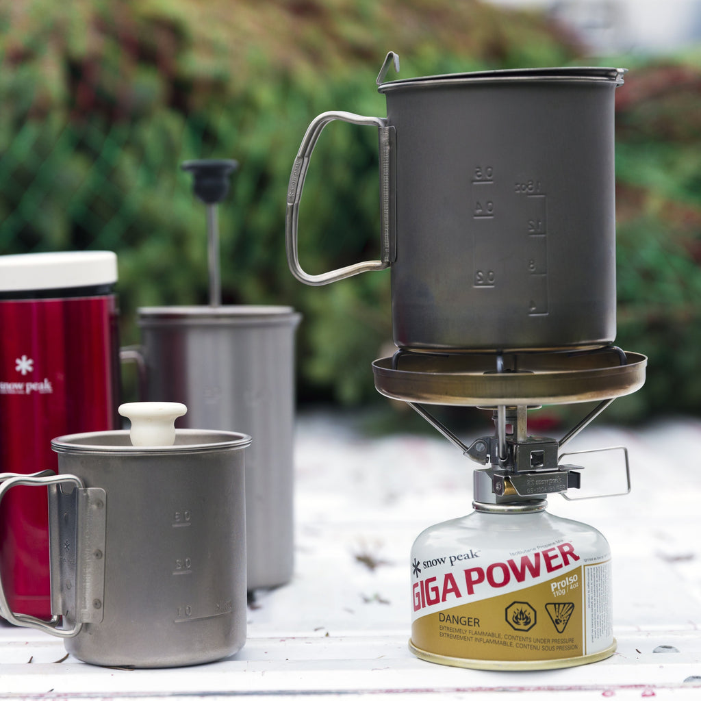 GP Stove Windscreen - Snow Peak