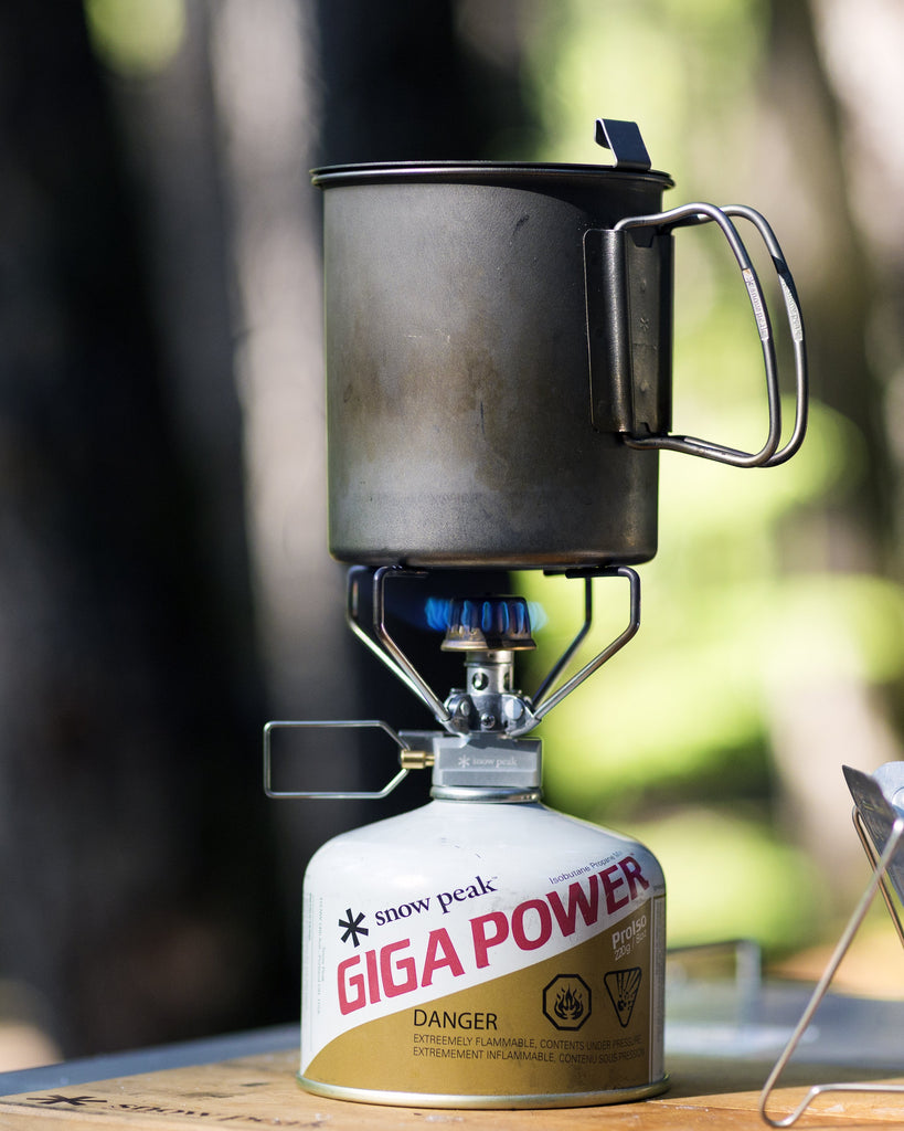 GigaPower Stove 2.0 - Auto - Snow Peak