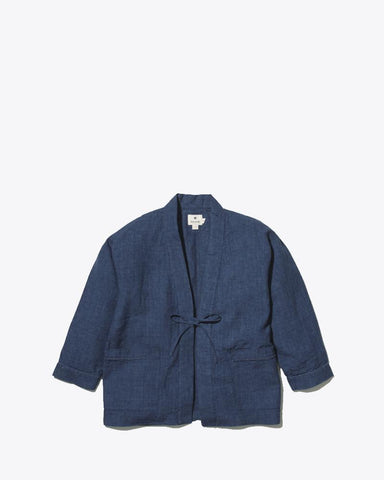 Indigo NORAGI Jacket - Snow Peak
