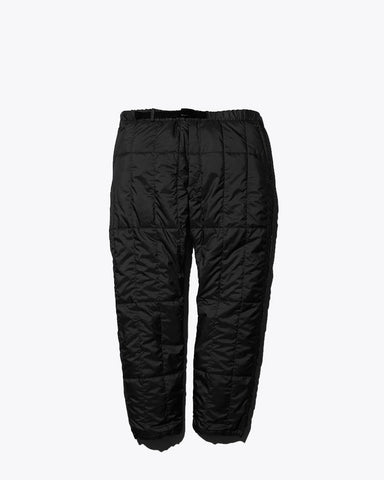Recycled Middle Down Pants - Snow Peak