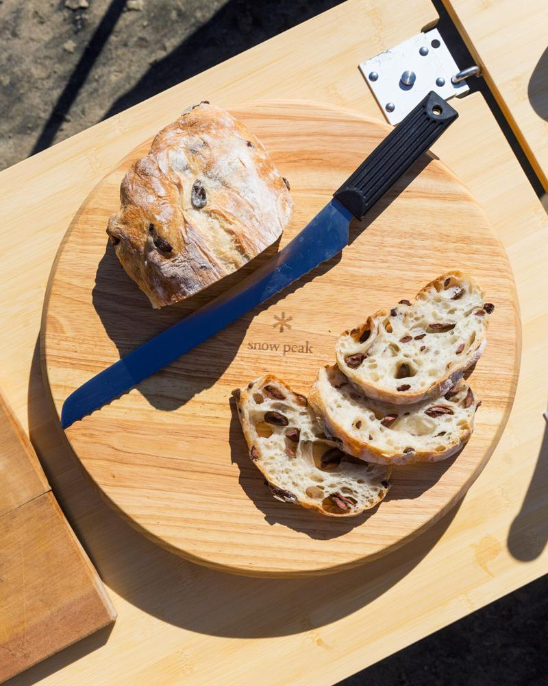Field Bread Knife - Snow Peak