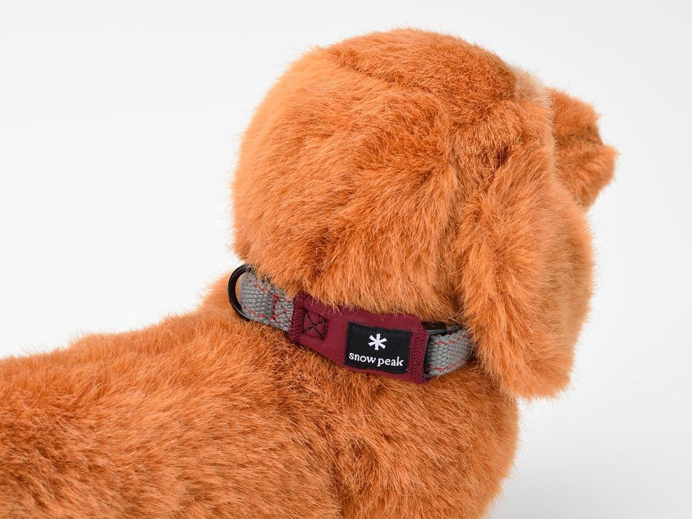 Soft Dog Collar - Snow Peak