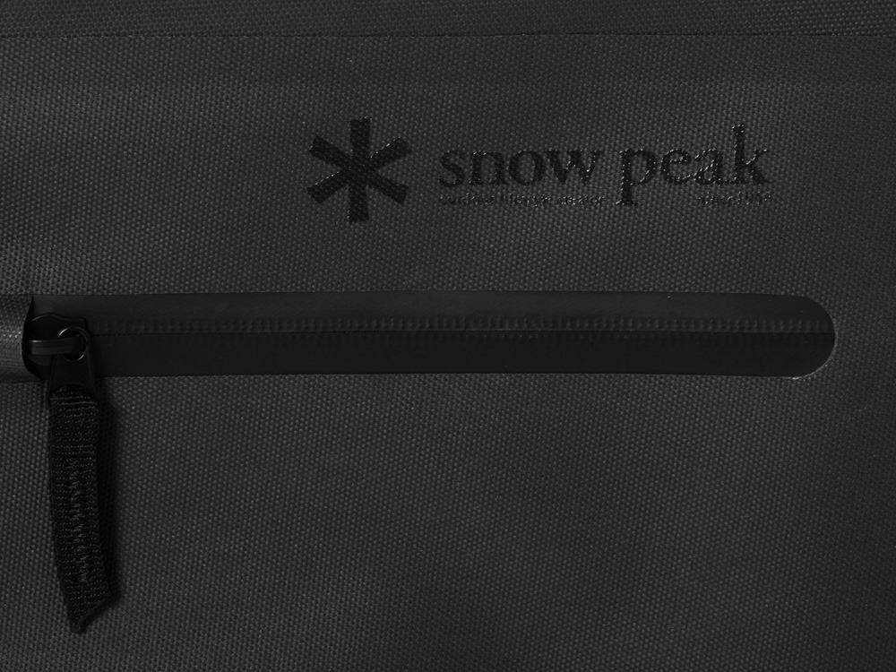 Water Resistance Notebook Case - Snow Peak