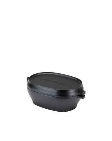 Micro Oval, Cast Iron Oven