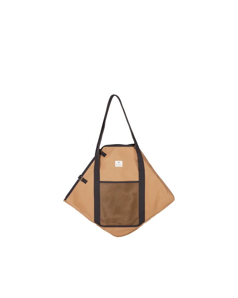 Fireplace Canvas Bag (L)