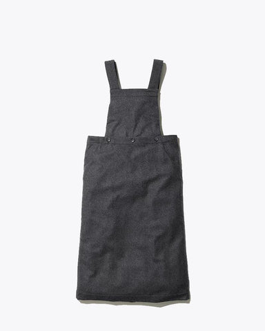 Wo/Nyl Apron Skirt - Snow Peak
