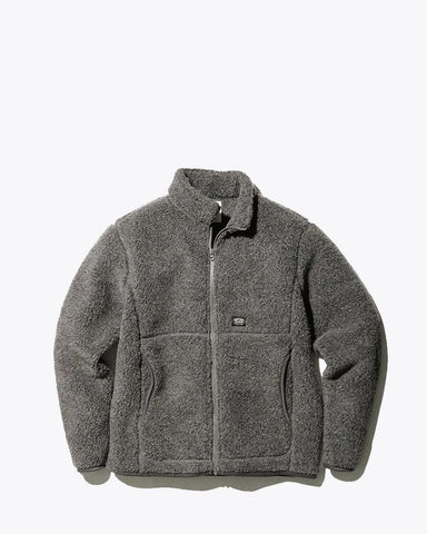Wool Fleece Jacket - Snow Peak