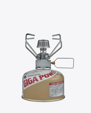 GigaPower Stove 2.0 - Manual - Snow Peak