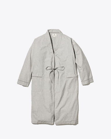 NORAGI Long Jacket - Snow Peak