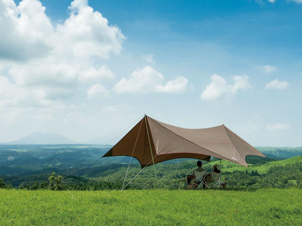 HD Tarp Shield Hexa Evo Pro. - Snow Peak
