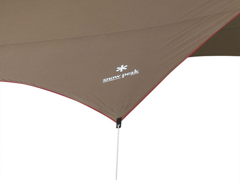 HD Hexa Tarp, Pro Set L - Snow Peak