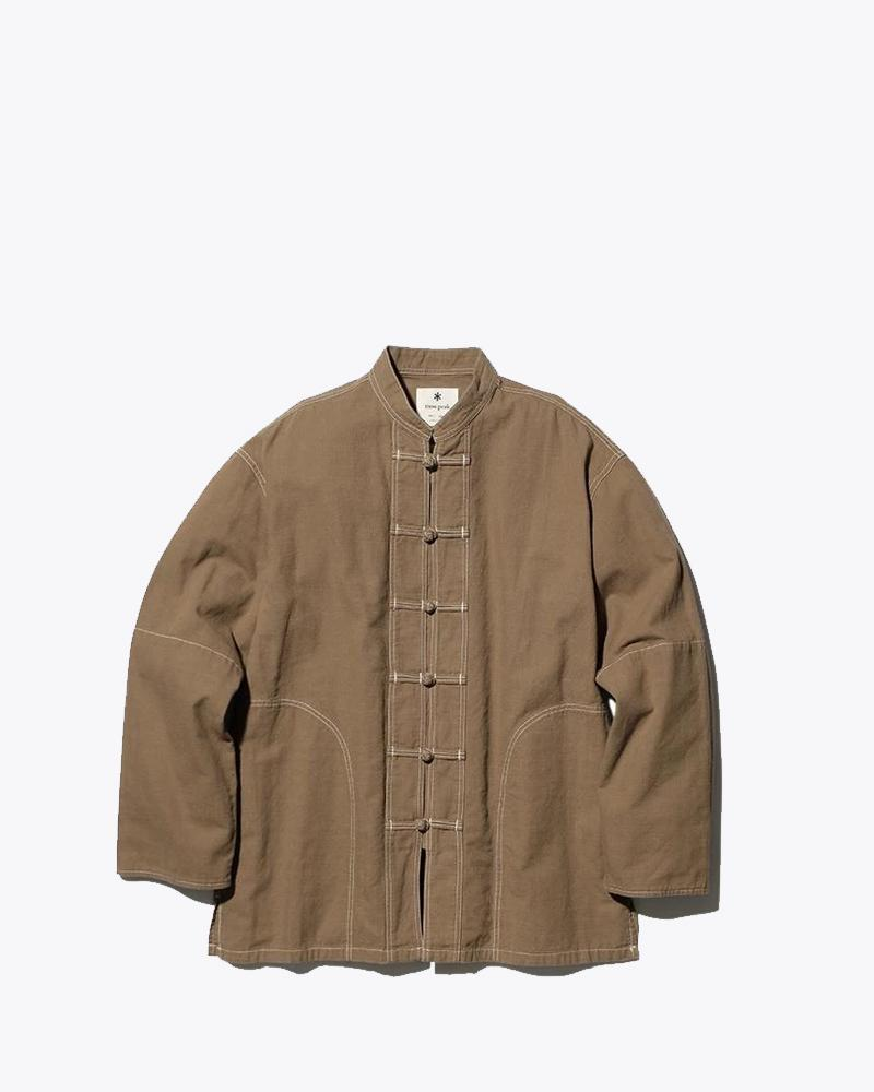 Pankou Button Jacket - Snow Peak
