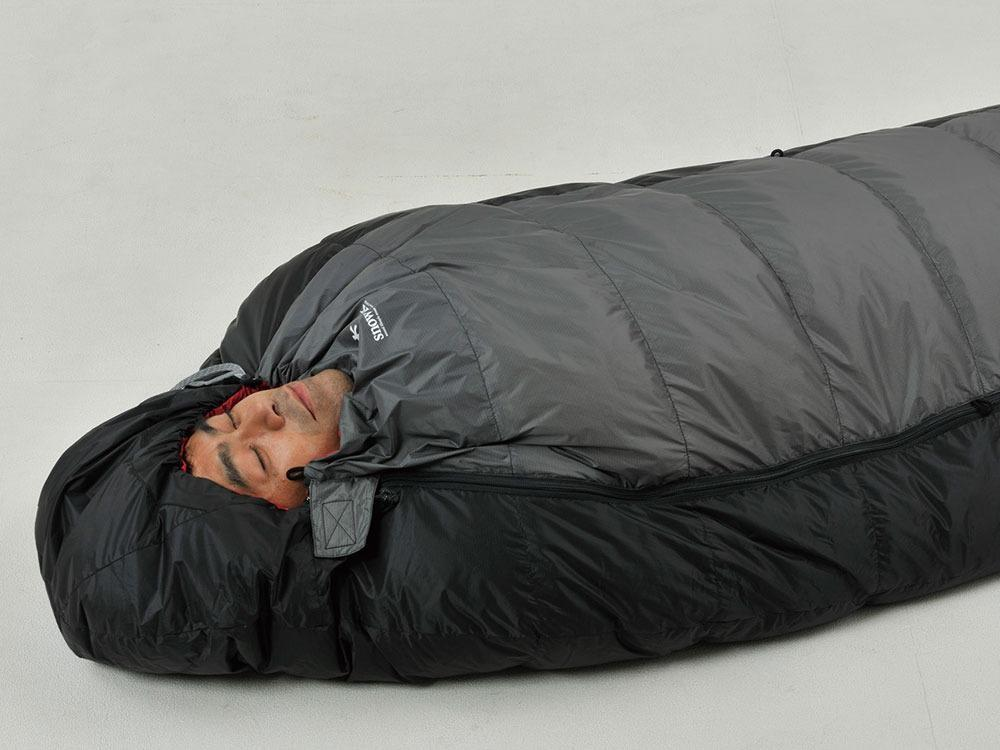 Bacoo 550 Sleeping Bag - Snow Peak