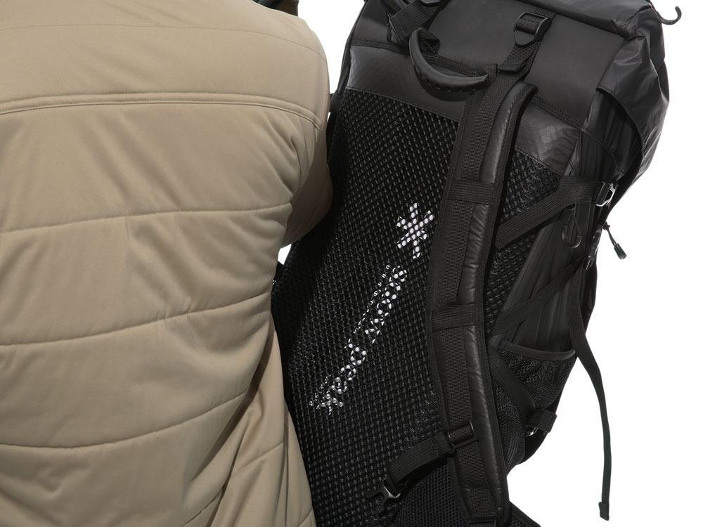 Active Backpack Type01 ONE Black - Snow Peak