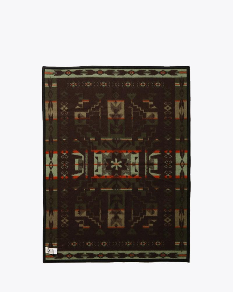 Snow Peak x Pendleton Stormpattern Blanket - Snow Peak