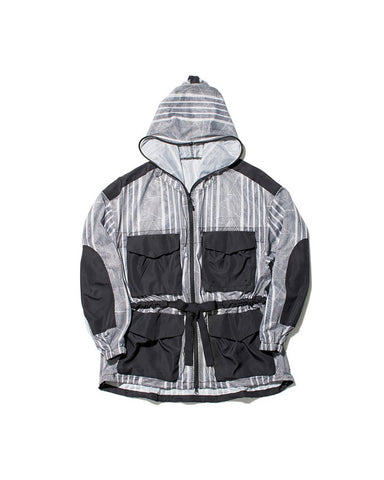 Printed Insect Shield Jacket