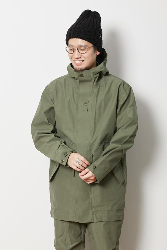 eVent C/N Rain Jacket - Snow Peak