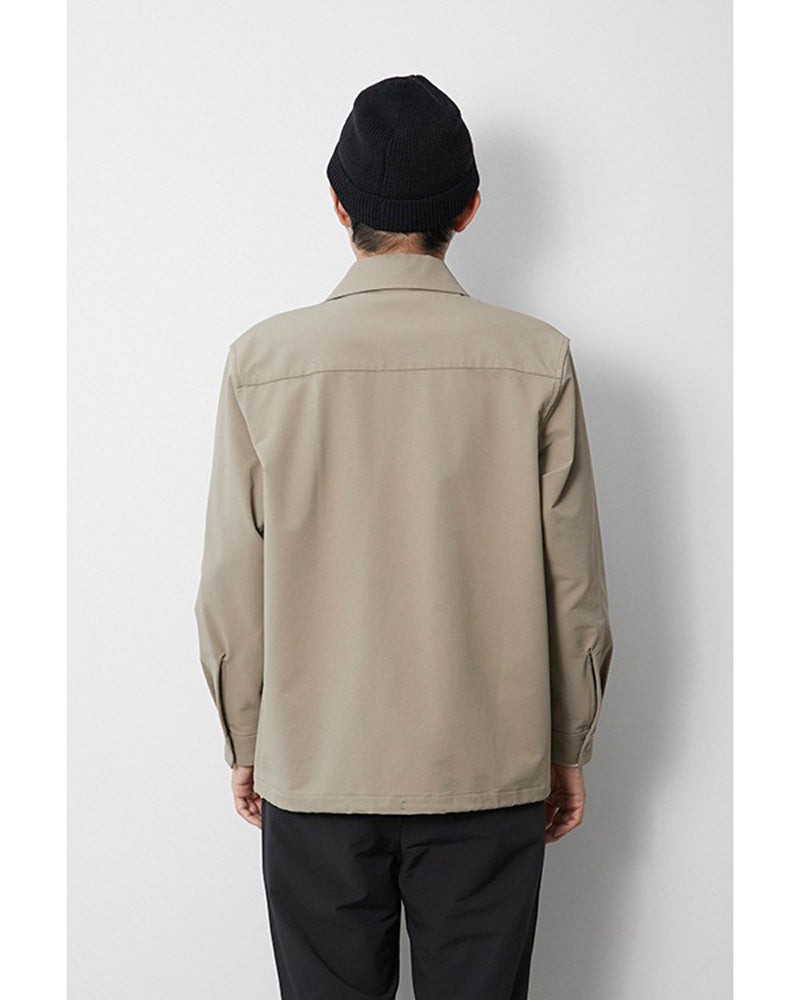 Nylon Power Wool  Jacket