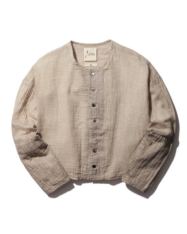 OG Double Gauze Cardigan