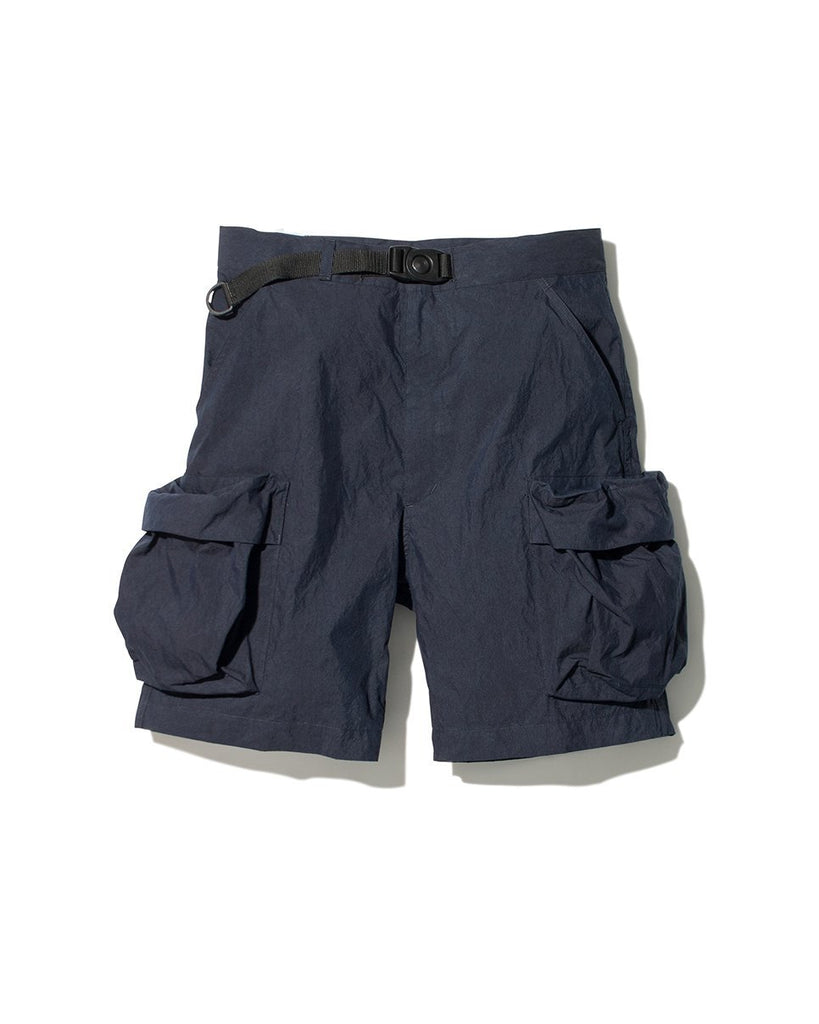 Indigo C/N Shorts - Snow Peak