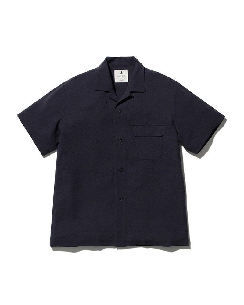 Quick Dry Crepe Weave Soft Shirt