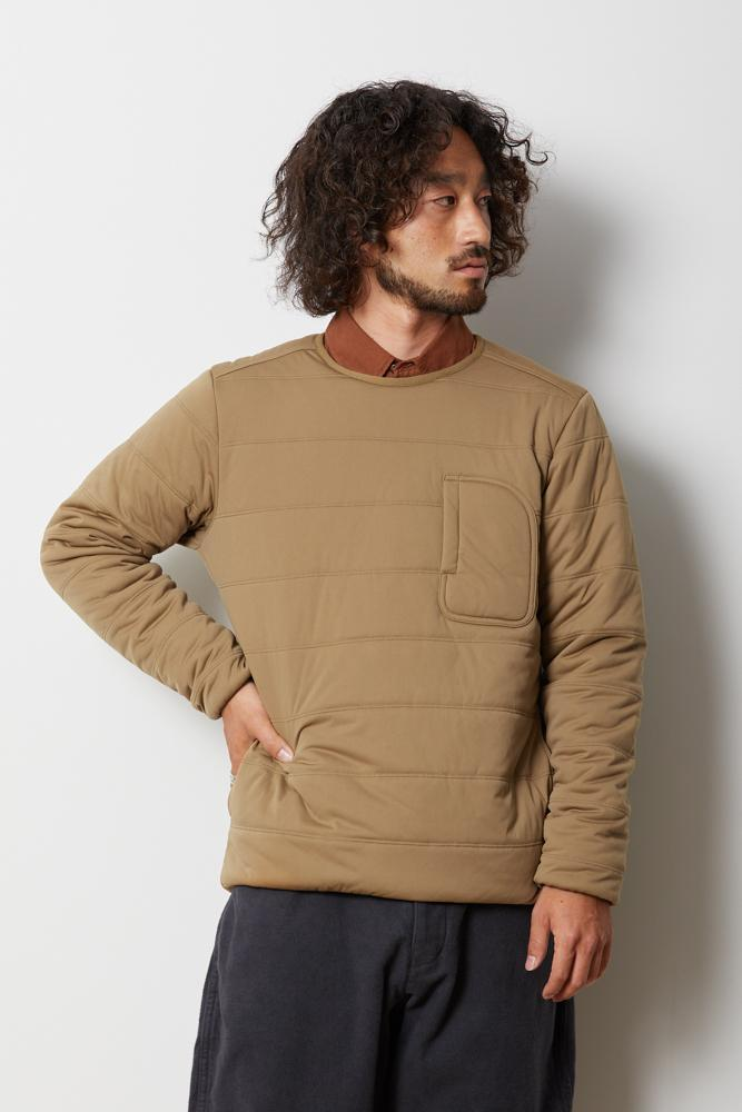 Flexible Insulated Pullover - Snow Peak