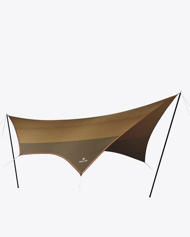 Amenity Tarp Hexa Set, Large - Snow Peak