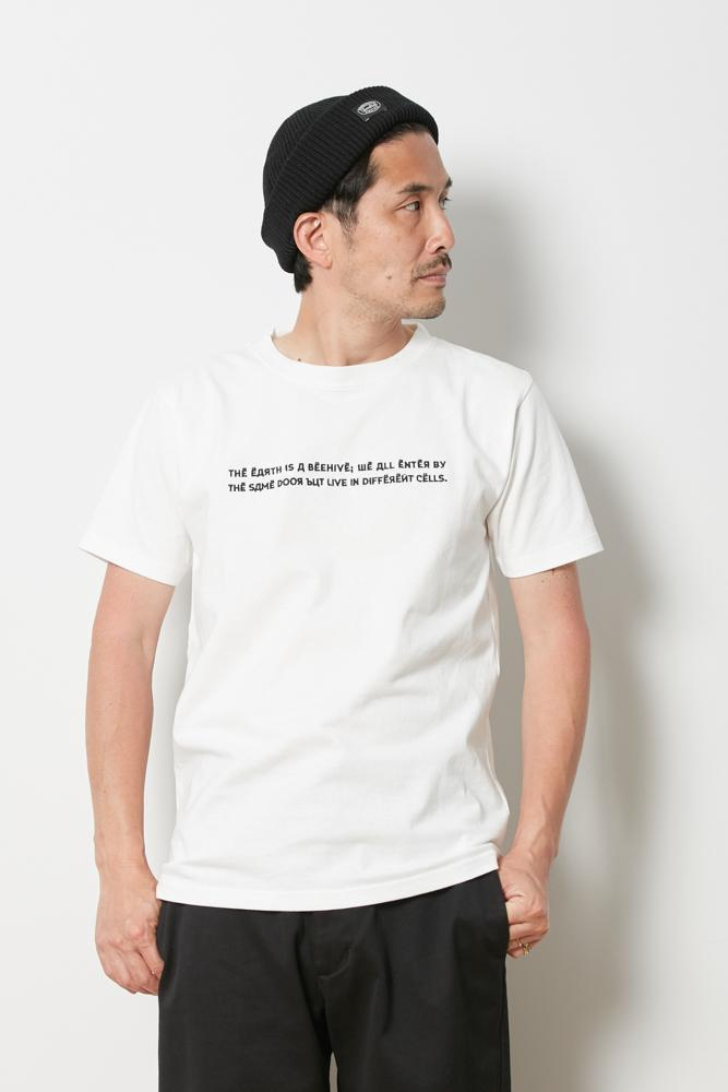 Typography Tee #5 - Snow Peak