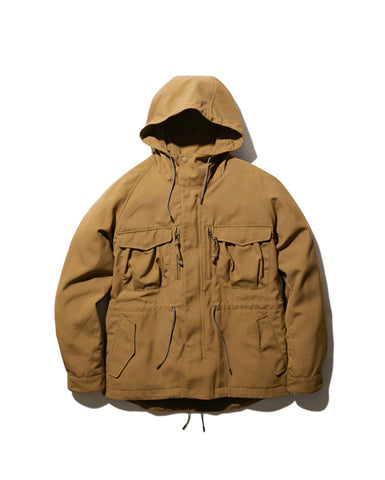 TAKIBI Hooded Jacket