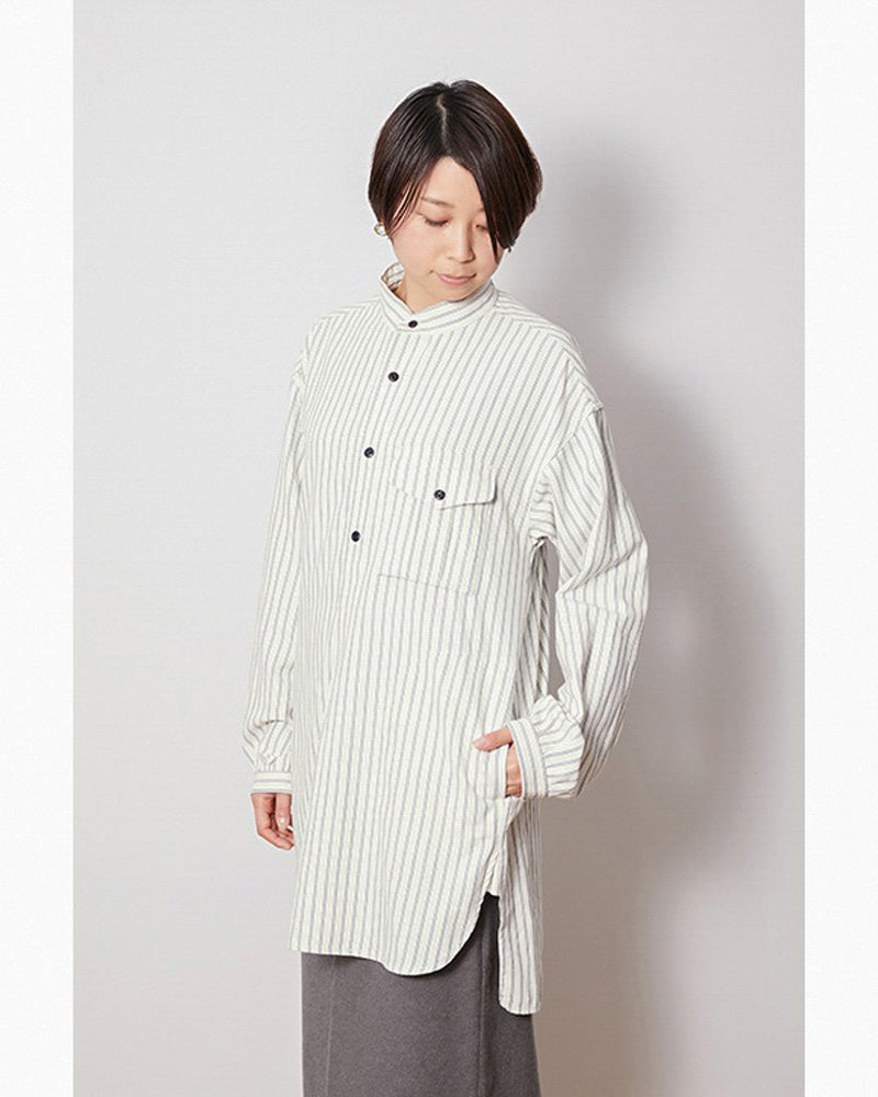 TAKIBI Long Shirt