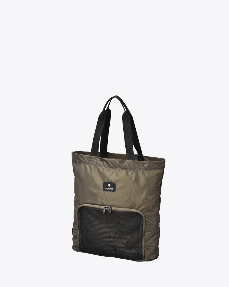 Packable Tote Bag Type 01 - Snow Peak