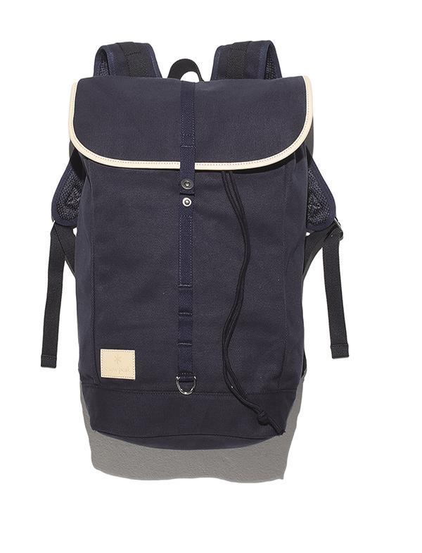 Canvas Backpack - Snow Peak