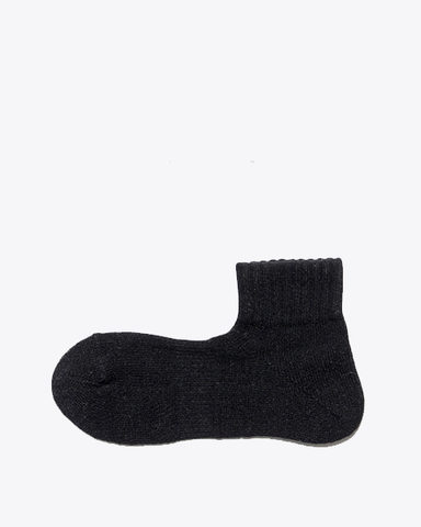 Wool Short Socks S - Snow Peak