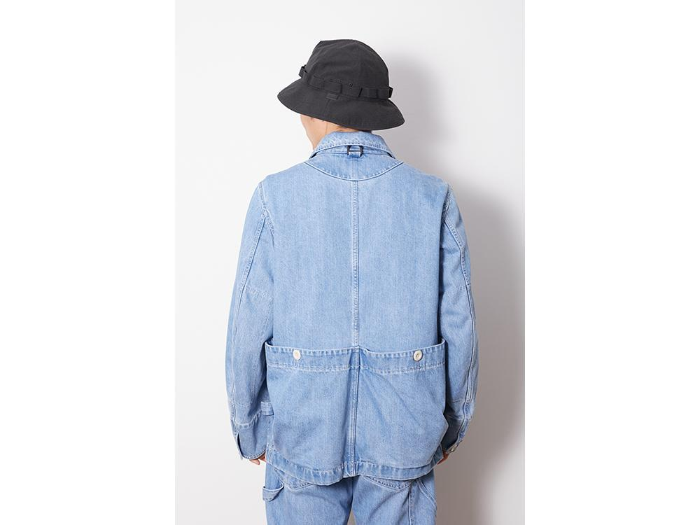 Indigo TAKIBI Jacket - Snow Peak