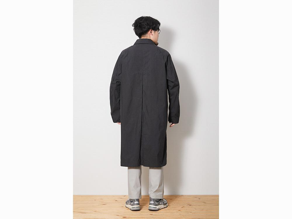 Indigo C/N Trench Coat - Snow Peak