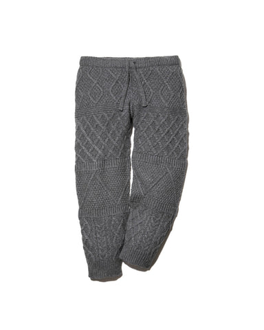 Alpaca Knit Pants