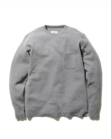 Li/W/Pe Crewneck Long Sleeve Shirt