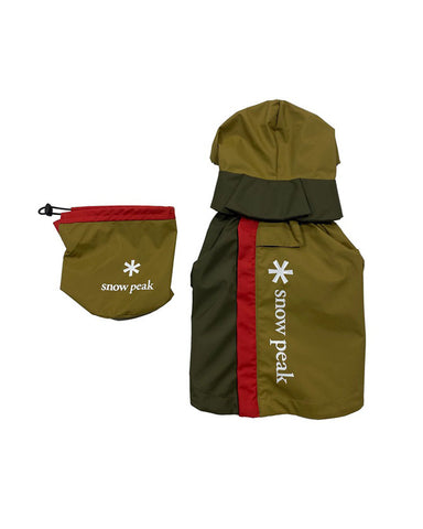 SP Dog Rain Jacket