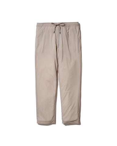 Water-Repellent Light Pants