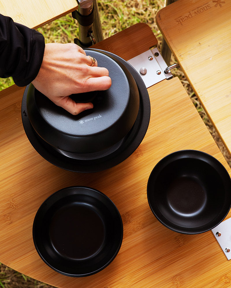 Earthenware Zen Pot Set