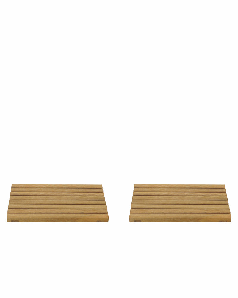 Garden Unit Table Wood Inserts