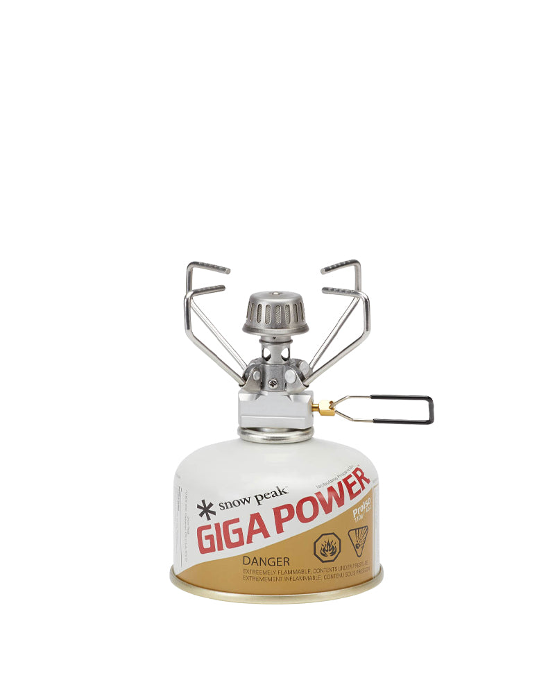 GigaPower Stove Manual Renewed