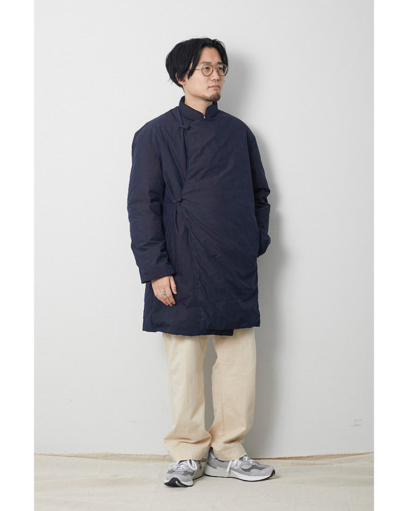 Indigo C/N Down Coat